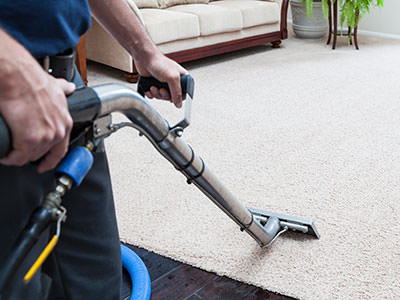 Professional Carpet Cleaning Job in Colorado Springs Home