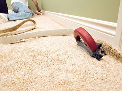 Stretching and Repairing Carpet In Colorado Springs To Avoid Replacing