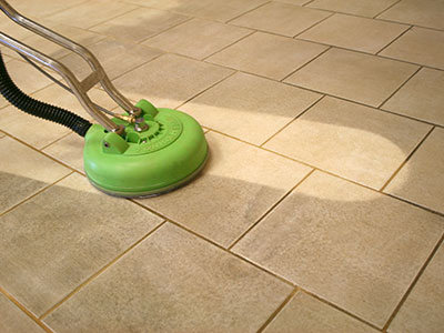 Performing Tile Cleaning in Colorado Springs